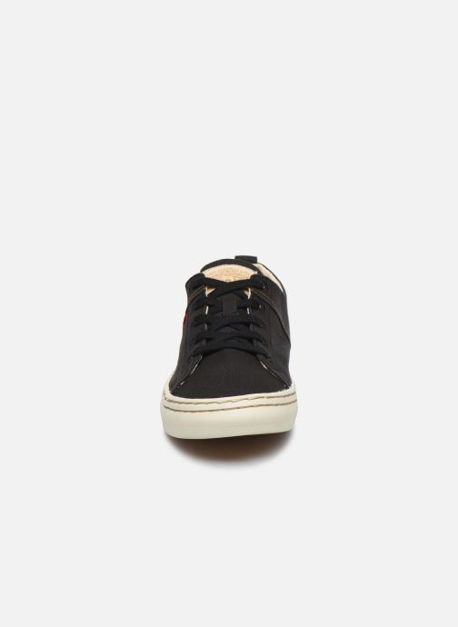 Sneakers Levi's Sherwood Low Sort se skoene på
