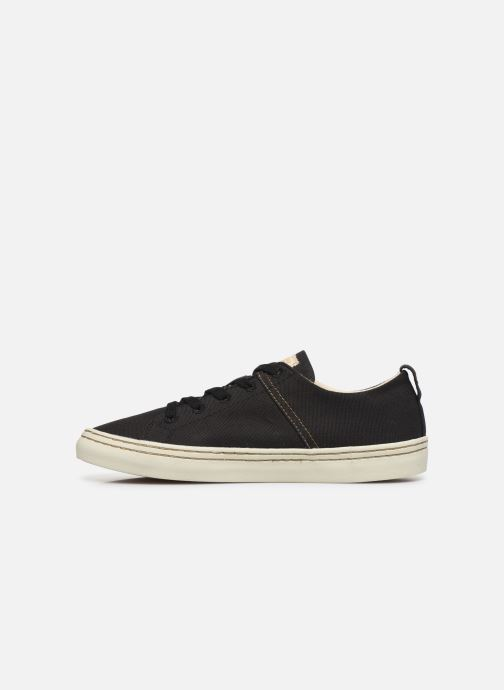 Sneakers Levi's Sherwood Low Nero immagine frontale
