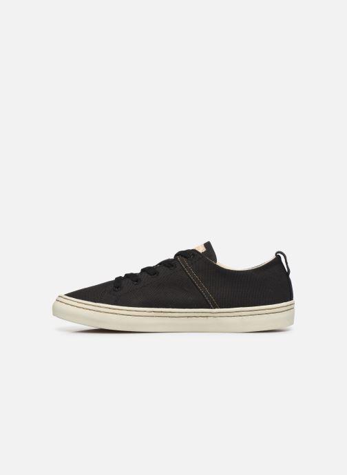 Sneakers Levi's Sherwood Low Nero immagine frontale