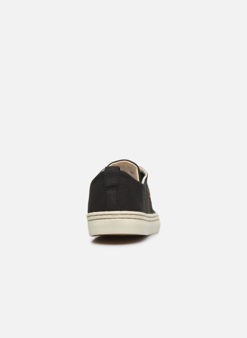 Sneakers Levi's Sherwood Low Nero immagine destra