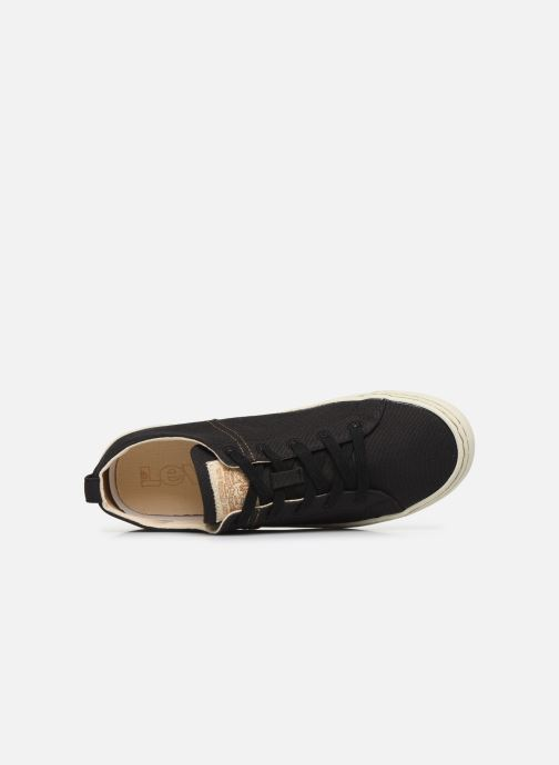 Sneakers Levi's Sherwood Low Nero immagine sinistra