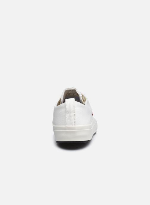 Sneakers Levi's Sherwood Low Bianco immagine destra