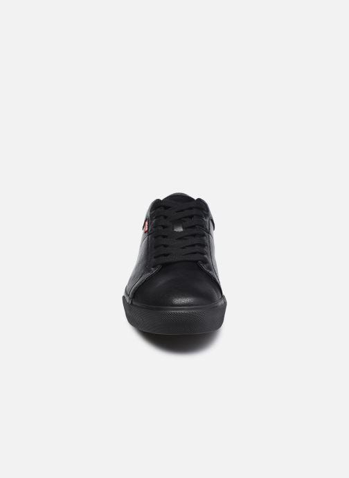 Sneakers Levi's Woodward Sort se skoene på