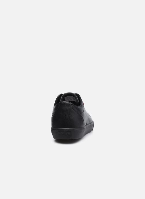 Sneakers Levi's Woodward Sort Se fra højre