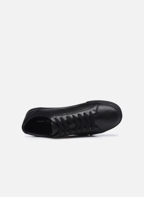 Sneakers Levi's Woodward Sort se fra venstre