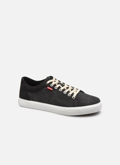 Sneakers Levi's Woodward Grijs detail
