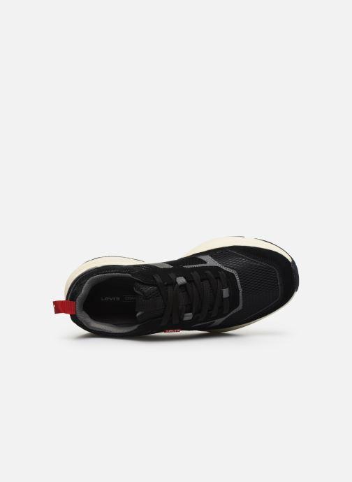 Sneakers Levi's Eastman Sort se fra venstre