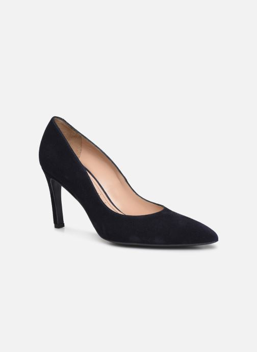 FOREL 7 PUMP CUIR VELOURS