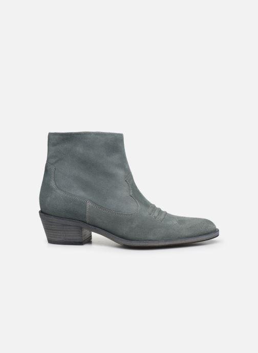 Stiefeletten & Boots Free Lance JANE 5 WEST ZIP BOOT blau ansicht von hinten