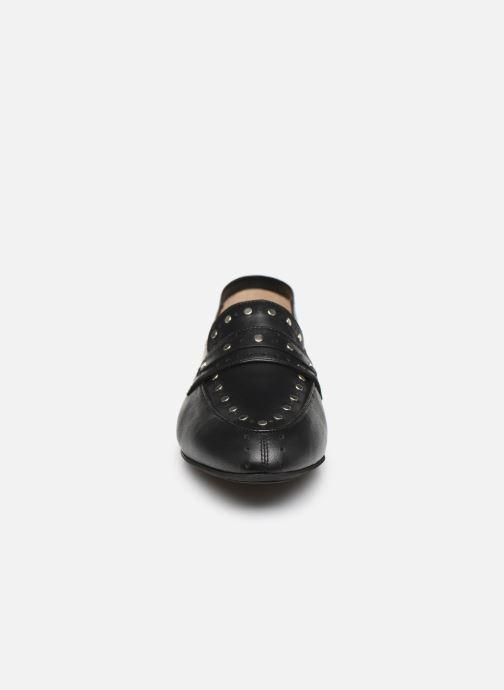 Mocassins Free Lance NOIS STUDS LOAFFER Noir vue portées chaussures