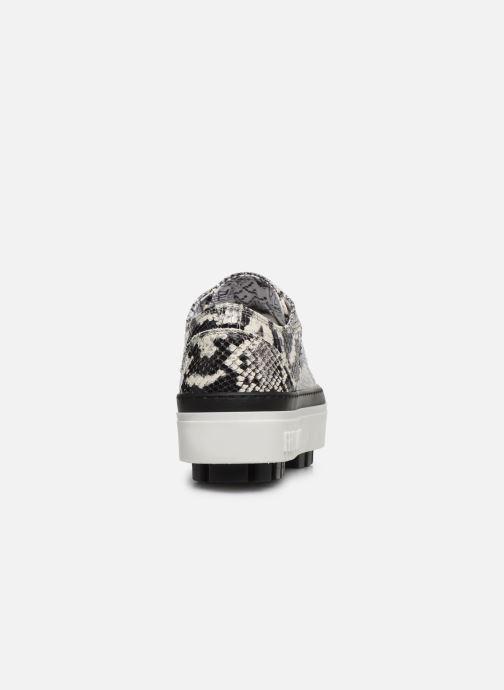 Sneakers Free Lance NAKANO LOW TOP SNEAKER Beige immagine destra
