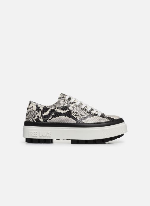 Sneakers Free Lance NAKANO LOW TOP SNEAKER Beige immagine posteriore