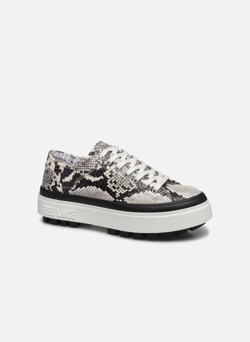 Sneakers Free Lance NAKANO LOW TOP SNEAKER Beige vedi dettaglio/paio