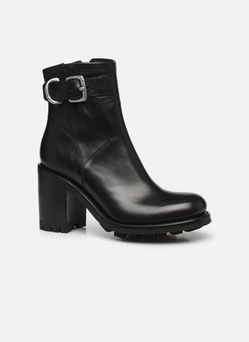 Stiefeletten & Boots Damen NEW Justy 9 Small Gero Buckle
