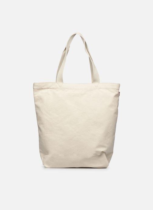 Handtaschen Levi's Batwing Tote W weiß ansicht von vorne