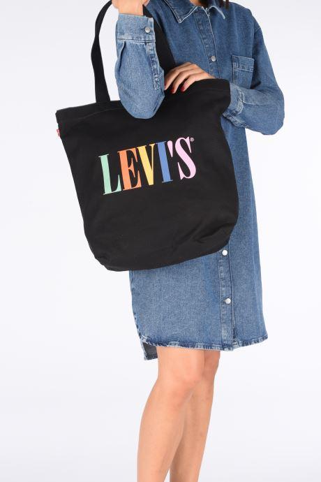 Sacs à main Levi's Serif Levi'S® Multi Noir vue bas / vue portée sac