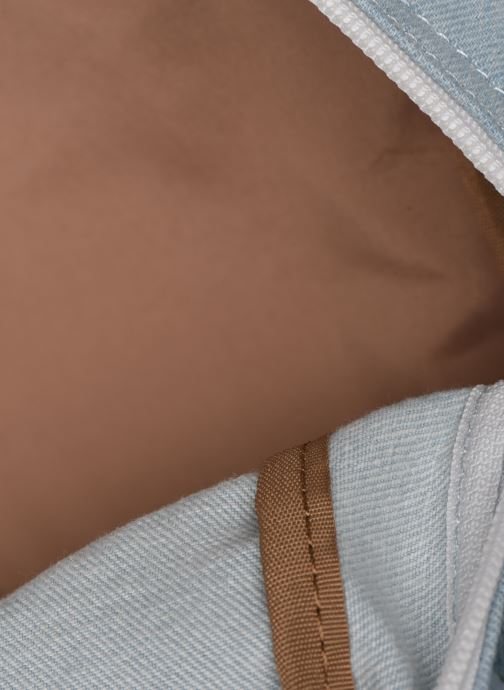 Sacs à dos Levi's The Levi'S® L Pack Baby - Iced Denim Bleu vue derrière
