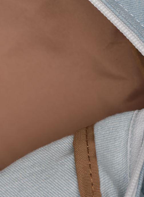 Mochilas Levi's The Levi'S® L Pack Baby - Iced Denim Azul vistra trasera