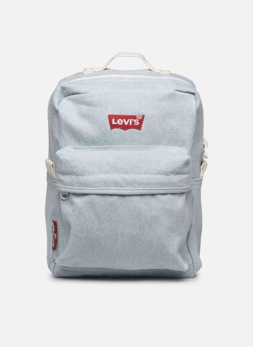 Sacs à dos Levi's The Levi'S® L Pack Baby - Iced Denim Bleu vue détail/paire