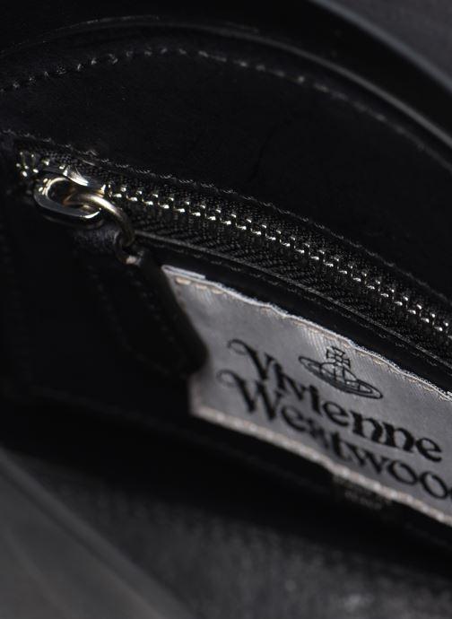 Sacs à main Vivienne Westwood Betty Mini Satchel Noir vue derrière