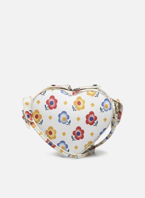 Sacs à main Vivienne Westwood Derby Heart Crossbody Bag Blanc vue face