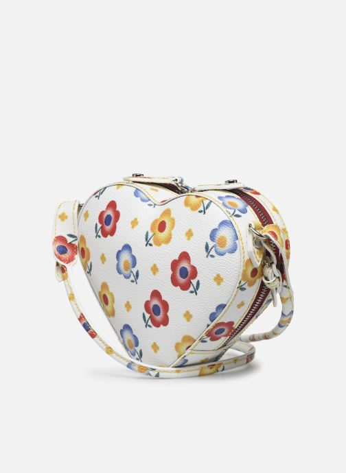 Sacs à main Vivienne Westwood Derby Heart Crossbody Bag Multicolore vue droite