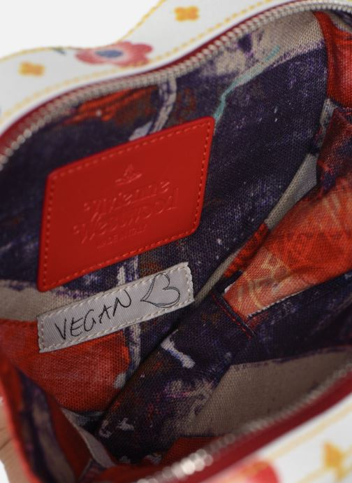Sacs à main Vivienne Westwood Derby Heart Crossbody Bag Blanc vue derrière