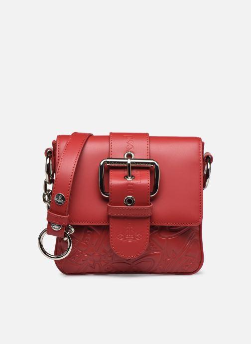 Sacs à main Vivienne Westwood Alexa Small Handbag Rouge vue détail/paire