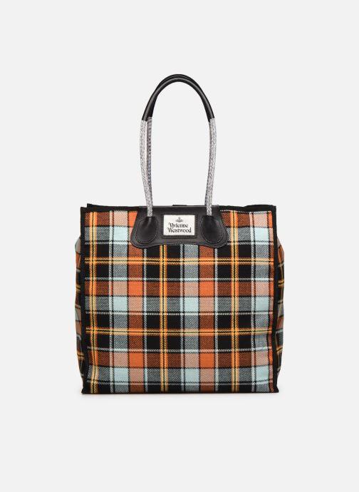 Sacs à main Vivienne Westwood Elena Folded Shopper Multicolore vue détail/paire