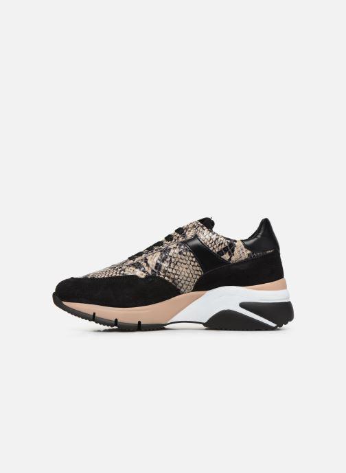 Sneaker Tamaris EFEE beige ansicht von vorne