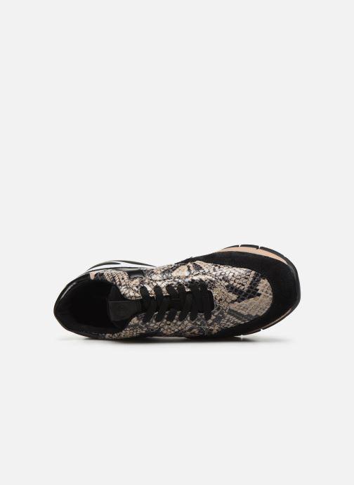 Sneaker Tamaris EFEE beige ansicht von links