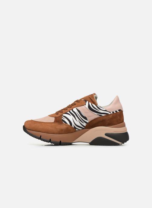 Sneaker Tamaris MAUD braun ansicht von vorne