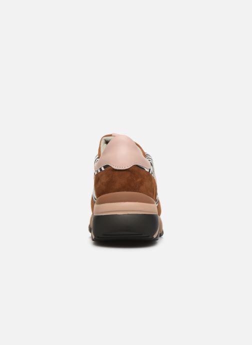 Sneaker Tamaris MAUD braun ansicht von rechts