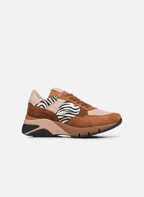 Sneakers Tamaris MAUD Bruin achterkant