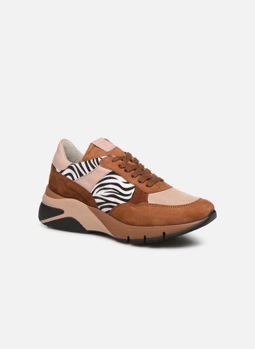 Sneakers Tamaris MAUD Bruin detail