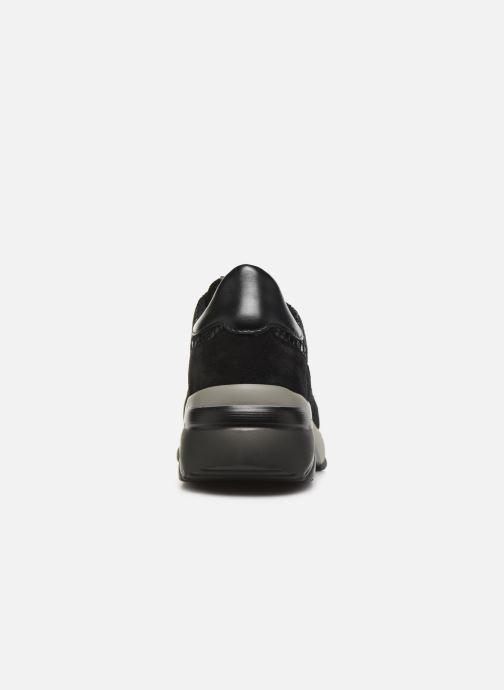 Baskets Tamaris MAUD Noir vue droite