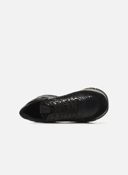 Sneaker Tamaris MAUD schwarz ansicht von links