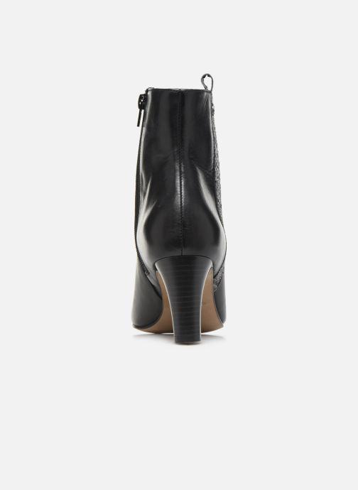 Bottines et boots Tamaris OFO Noir vue droite