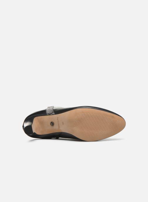 Bottines et boots Tamaris OFO Noir vue haut