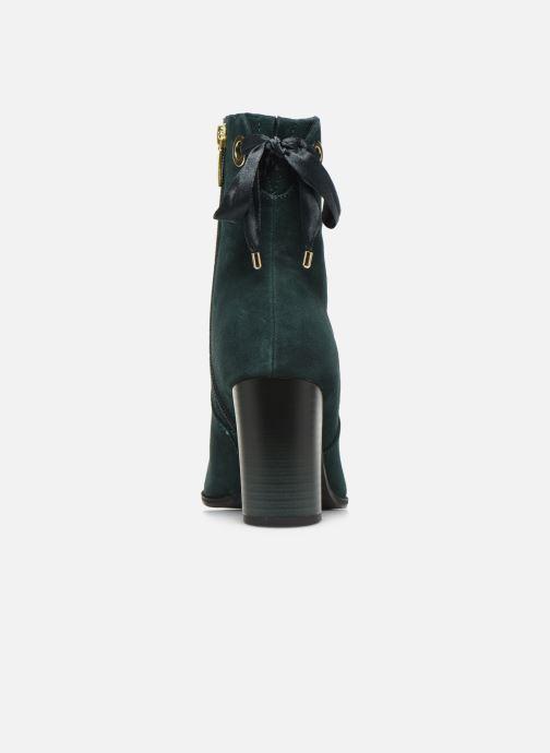 Bottines et boots Tamaris OZEG Vert vue droite