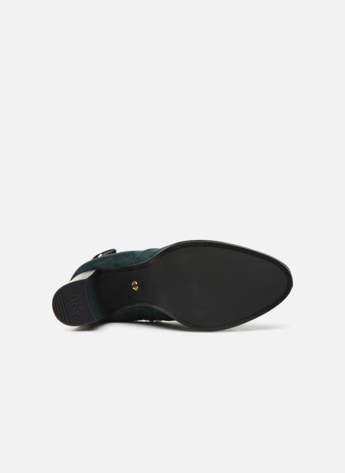 Bottines et boots Tamaris OZEG Vert vue haut