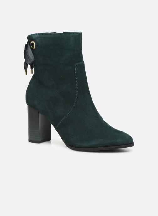 Ankelstøvler Tamaris OZEG Grøn detaljeret billede af skoene