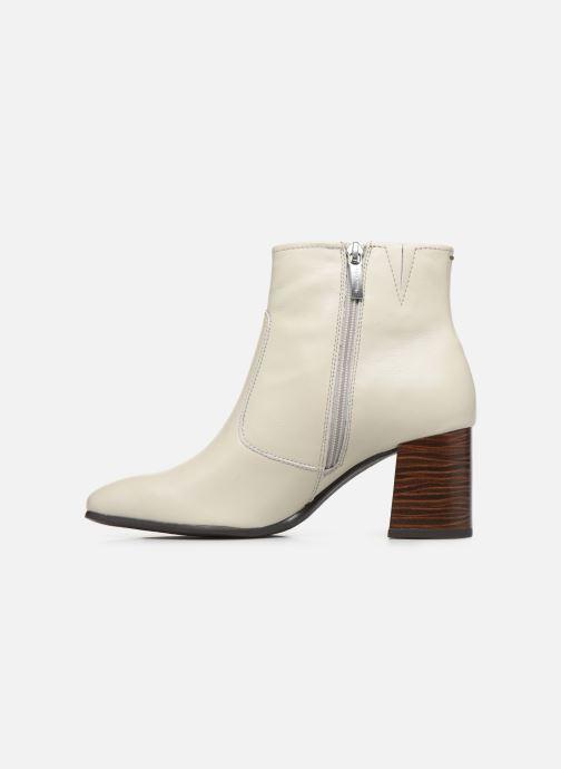 Boots en enkellaarsjes Tamaris IZI Wit voorkant