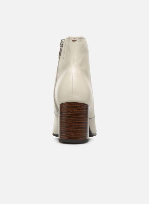 Boots en enkellaarsjes Tamaris IZI Wit rechts