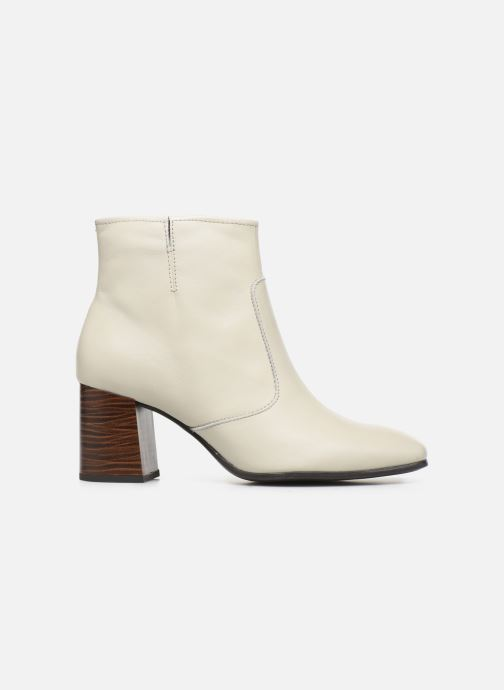 Boots en enkellaarsjes Tamaris IZI Wit achterkant