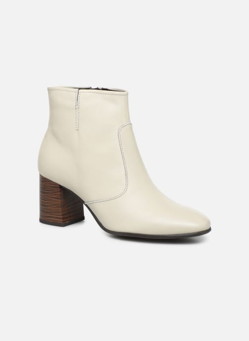 Boots en enkellaarsjes Tamaris IZI Wit detail