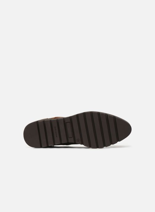 Zapatos con cordones Bluegenex B-Gote Blucher Marrón vista de arriba