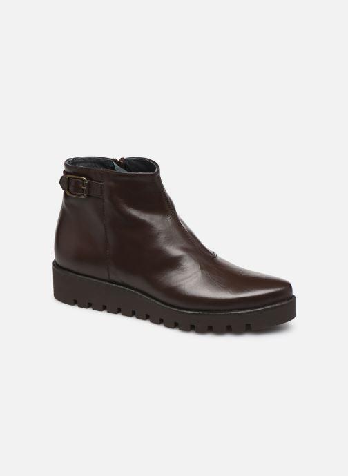 Bottines et boots Bluegenex B-Gote Correa Marron vue détail/paire