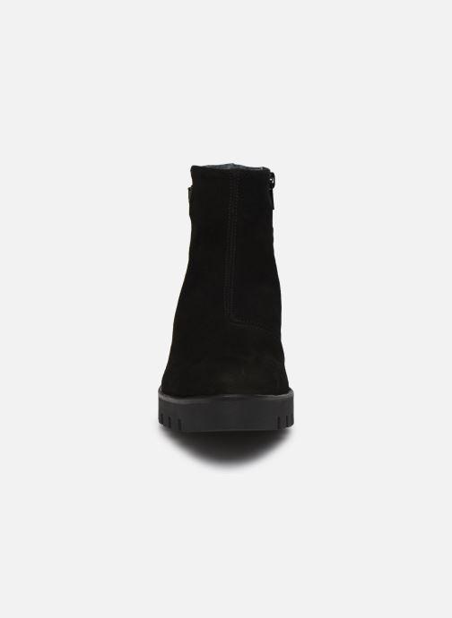 Bottines et boots Bluegenex B-Gote Correa Noir vue portées chaussures
