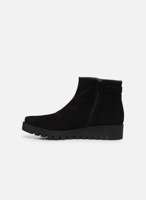Bottines et boots Bluegenex B-Gote Correa Noir vue face
